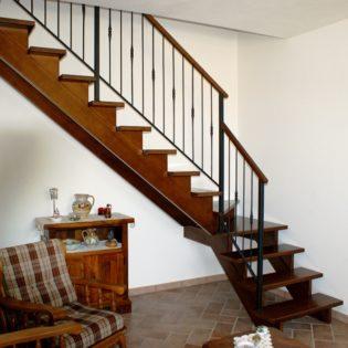scala bitrave legno