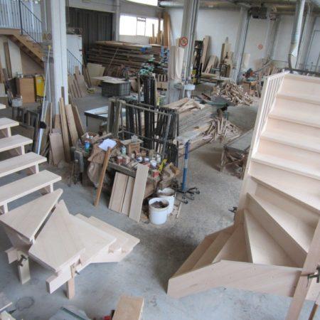 scale in costruzione diverse